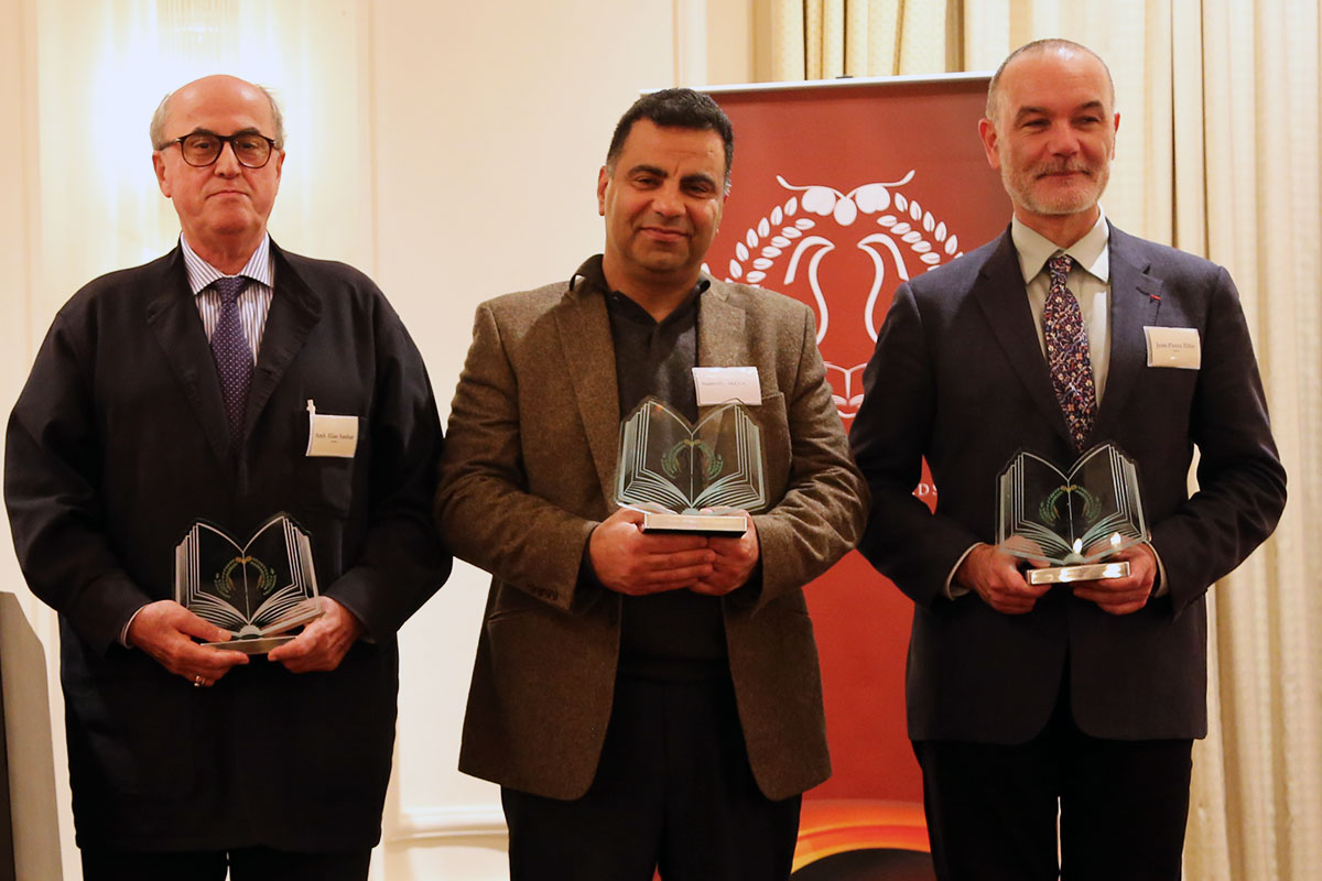Palestine book awards winners 2015